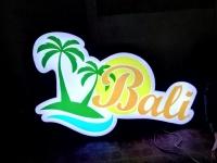 Короб светодиодный сложной формы Бали_1